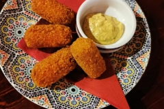 Cava Andalusië | Chorizo kroketten