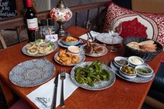 Cava Andalusië | Tapas tafel